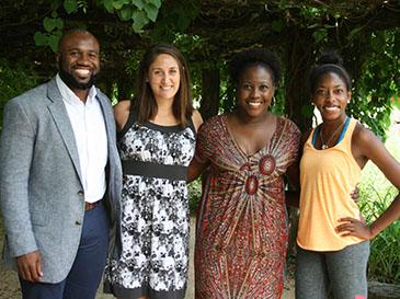 Diversity Enhancement Award Winners