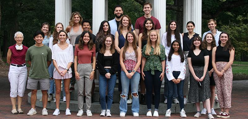 PSYC Honors Students